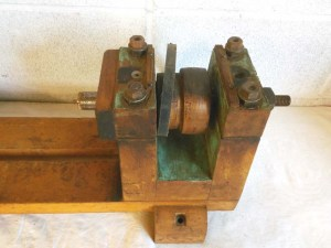 231 wood lathe - right side